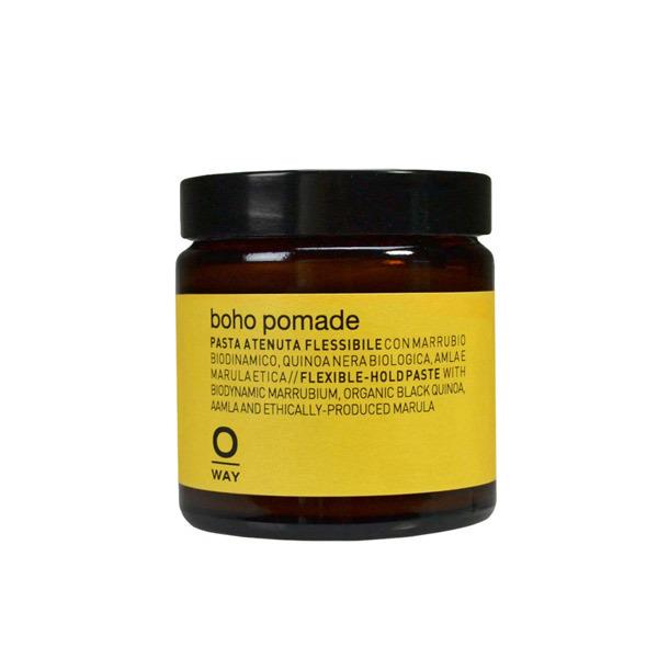 МОДЕЛИРАЩА ПАСТА СЪС СРЕДНА ФИКСАЦИЯ OWAY Bono Pomade Boho pomade 100ML
