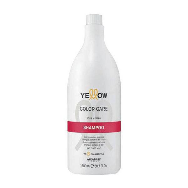 ШАМПОАН ЗА БОЯДИСАНА КОСА с Годжи Бери Alfaparf YELLOW Color Care Shampoo 1500ml