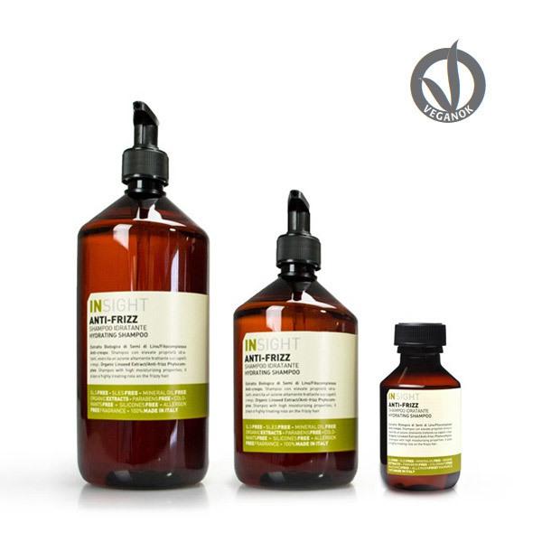ХИДРАТИРАЩ ШАМПОАН ПРОТИВ ЗАПЛИТАНЕ НА КОСАТА INSIGHT Anti Frizz Shampoo 400ml