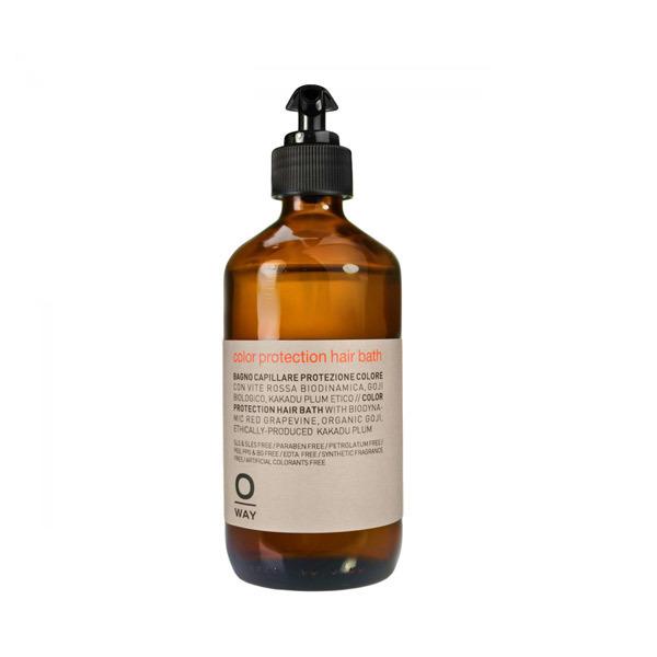 ШАМПОАН ЗА ЗАЩИТА НА ЦВЕТА OWAY Color Protection Hair Bath 240ML
