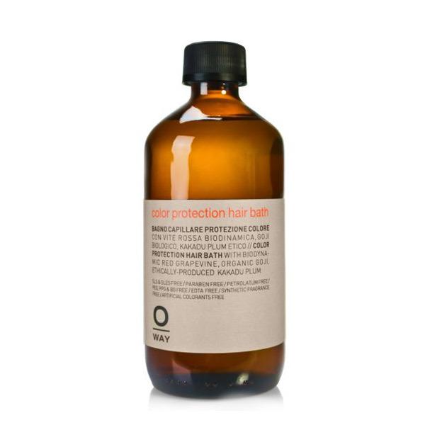 ШАМПОАН ЗА ЗАЩИТА НА ЦВЕТА OWAY Color Protection Hair Bath 950ml