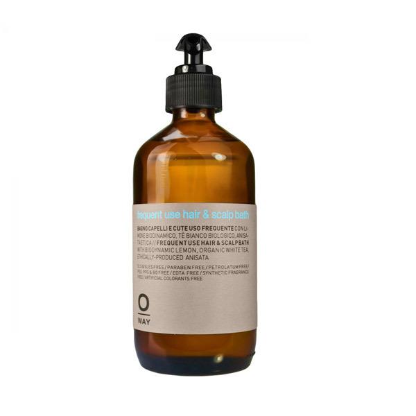ШАМПОАН ЗА ЕЖЕДНЕВНА УПОТРЕБА OWAY Frequent use hair & scalp bath 240ML