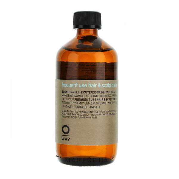 ШАМПОАН ЗА ЕЖЕДНЕВНА УПОТРЕБА OWAY  Frequent use hair & scalp bath 950ML