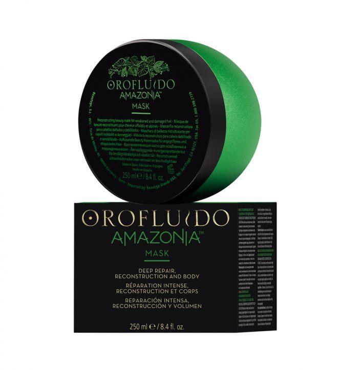 ВЪЗСТАНОВЯВАЩА МАСКА Orofluido Amazonia Mask 250ML