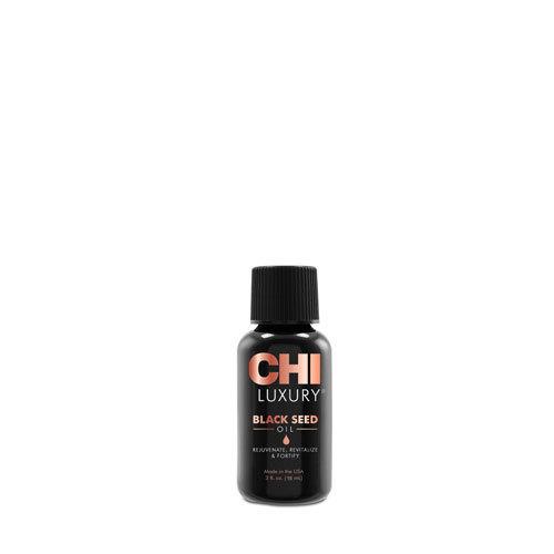 КОПРИНЕНИ ПРОТЕИНИ С МАСЛО ОТ ЧЕРЕН КИМИОН CHI LUXURY Black Seed Dry Oil 15ML