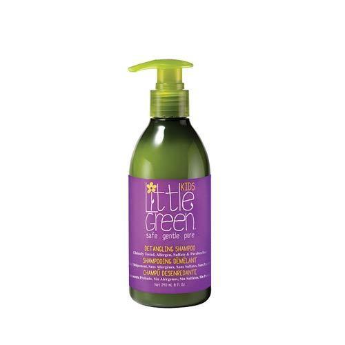 ШАМПОАН ЗА СПЛИТАЩИ СЕ КОСИ Little Green Detangling Shampoo 240ml