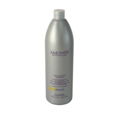 ШАМПОАН ЗА МАЗНА КОСА FARMAVITA AMETHYSTE Regulate Sebo Control Shampoo 1000ml