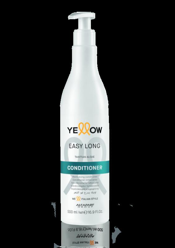 БАЛСААМ ЗА СТИМУЛИРАНЕ НА РАСТЕЖА С ВОДОРАСЛИ Yellow Easy Long Conditioner 500ml