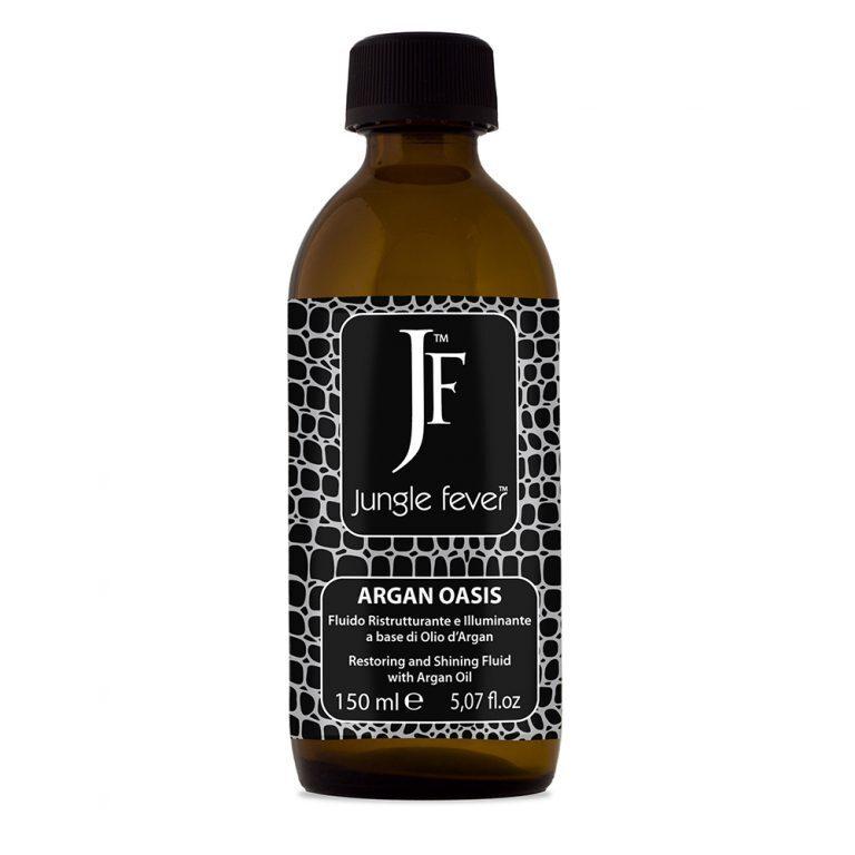 АРГАНОВ ФЛУИД  JUNGLE FEVER Argan Oasis oil 150ML