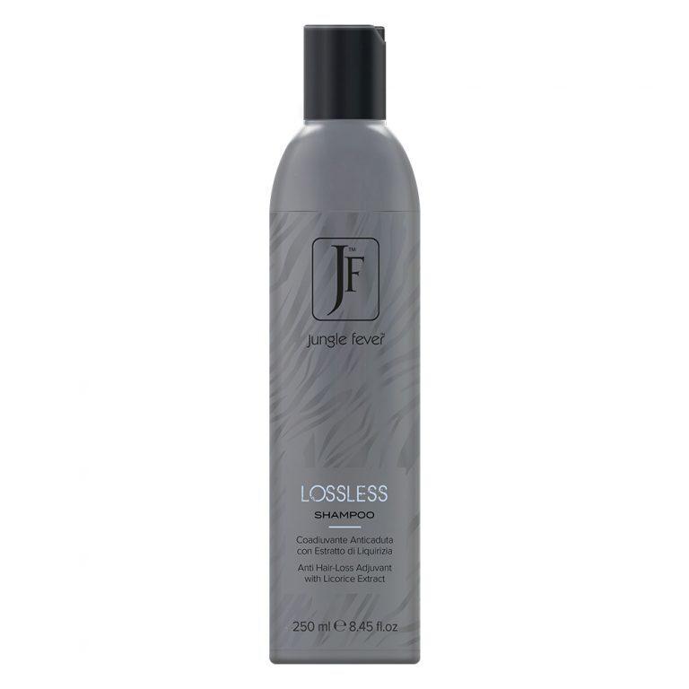 ШАМПОАН ПРОТИВ КОСОПАД Jungle Fever Lossless Shampoo 250ml