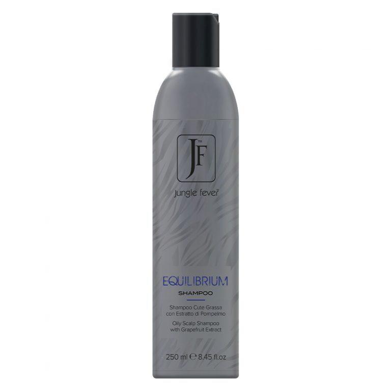 БАЛАНСИРАЩ ШАМПОАН ЗА МАЗЕН СКАЛП Jungle Fever Equilibrium Shampoo 250ml