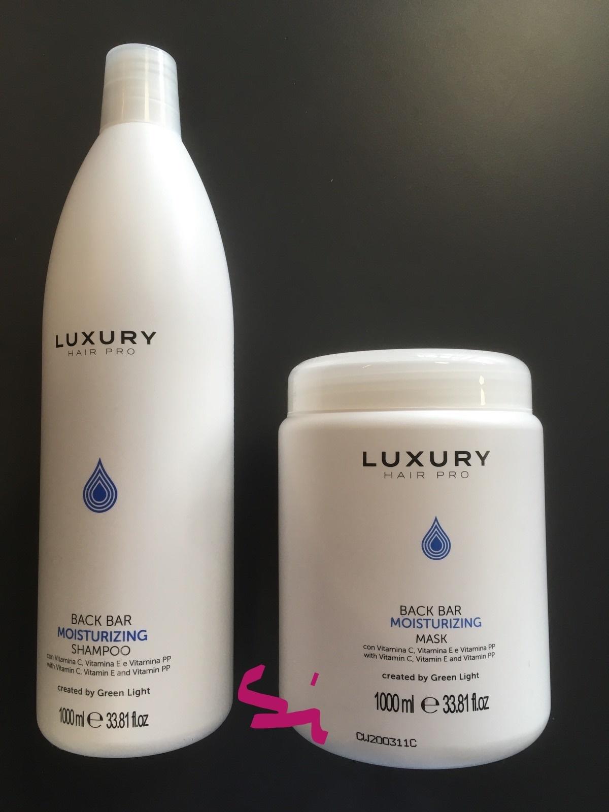 ХИДРАТИРАЩ ШАМПОАН ЗА СУХИ КОСИ Green Light Luxury Moisturizing Shampoo 1000ml