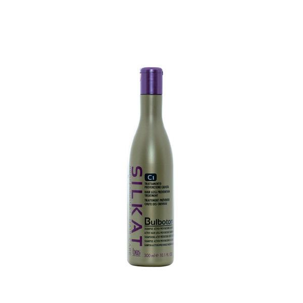 АКТИВЕН ШАМПОАН ПРОТИВ КОСОПАД BES Silkat C1 Active Hair Los Shampoo 300ML