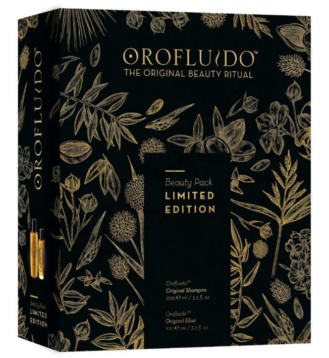 КОМПЛЕКТ ЗА ДЪЛБОКА РЕКОНСТРУКЦИЯ Orofluido Original Limited Edition Set x2