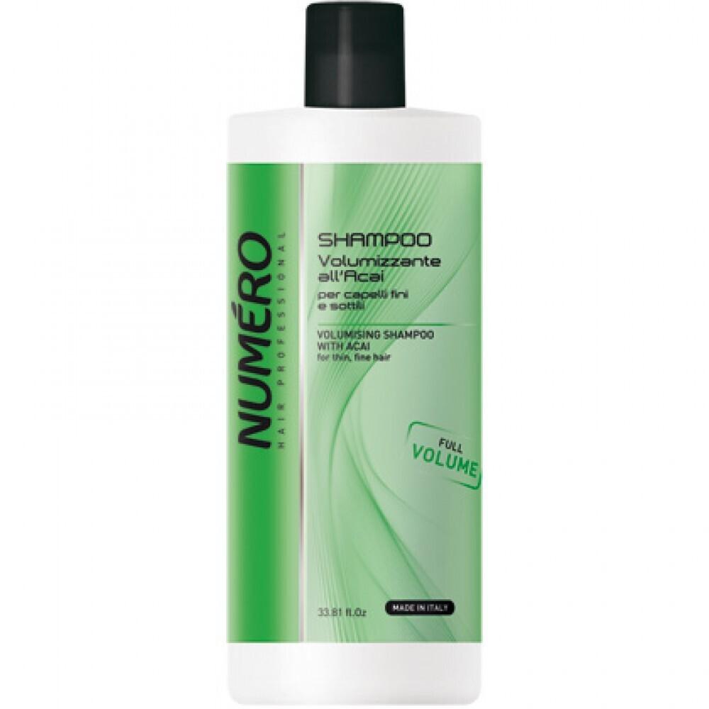 ШАМПОАН ЗА ОБЕМ НА КОСАТА Brelil Numero Volumising Shampoo 1000ml