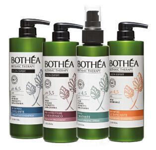 ИНТЕНЗИВНО ХИДРАТИРАЩ ШАМПОАН С рН 5,5 Bothea Aqua Therapy Shampoo 300ml