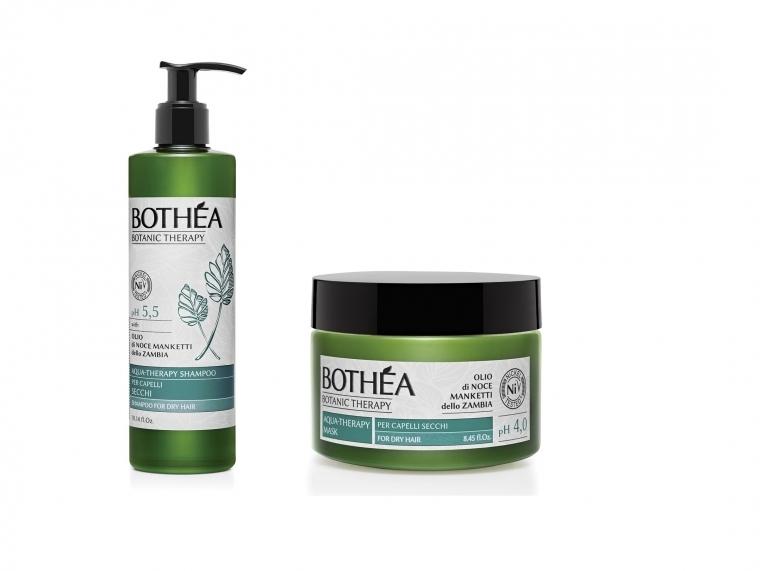 ИНТЕНЗИВНО ХИДРАТИРАЩА МАСКА С рН 4,0 Bothea Aqua Therapy Mask 250ml