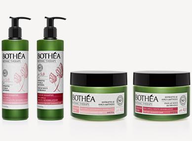 ШАМПОАН ЗА БОЯДИСАНА ЛЕКО УВРЕДЕНА КОСА Bothea Slight Damaged Hair Shampoo 300ml