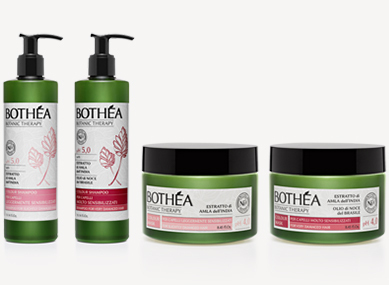 МАСКА ЗА БОЯДИСАНА ЛЕКО УВРЕДЕНА КОСА Bothea Slight Damaged Hair Colour Mask 250ml