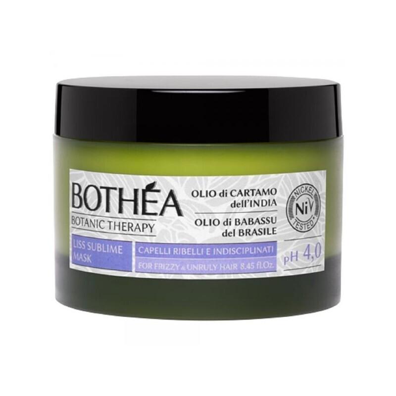 МАСКА ЗА ИЗГЛАЖДАНЕ НА КОСАТА С pH 4.0 Bothea Liss Sublime Mask 250ml