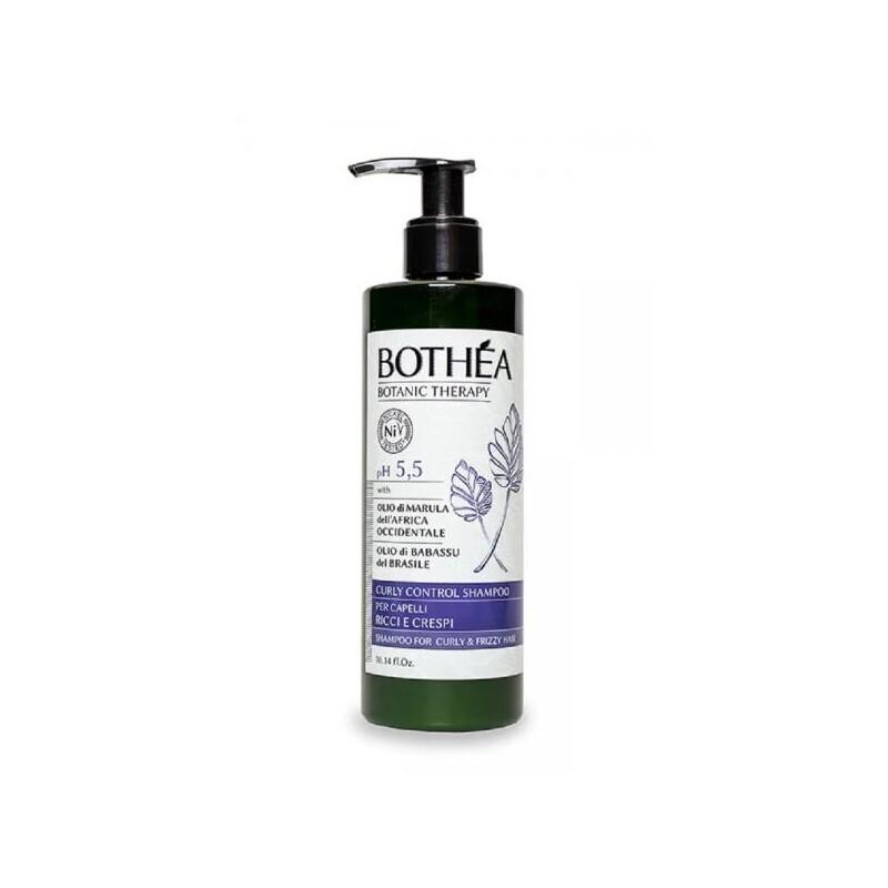 ШАМПОАН ЗА КЪДРАВА КОСА С рН 5.5 Bothea Curly Control Shampoo 300ml
