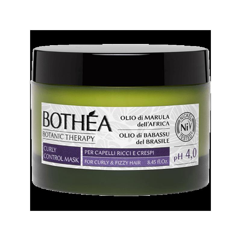 МАСКА ЗА КЪДРАВА И ЧУПЛИВА КОСА С pH 4.0 Bohea Curly Control Mask 250ml