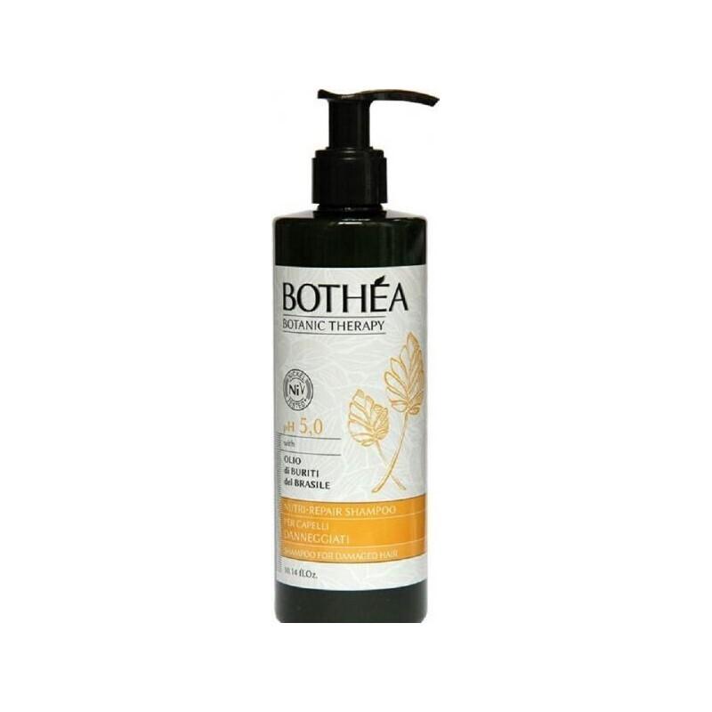 ВЪЗСТАНОВЯВАЩ ШАМПОАН за химически увредена коса Bothea Nutri Repair Shampoo 300ml