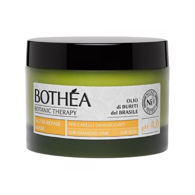 ВЪЗСТАНОВЯВАЩА МАСКА за химически увредена коса с рН 4.0 Bothea Nutri Repair Mask 250ml