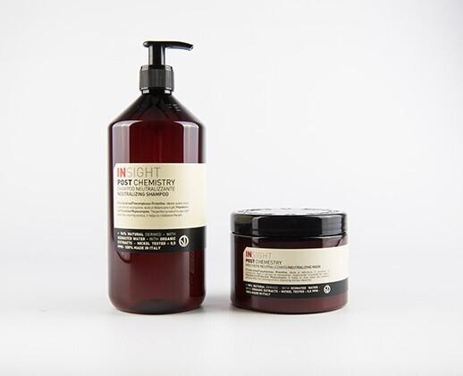 ШАМПОАН ЗА ЗАПЕЧАТВАНЕ НА ЦВЕТА INSIGHT Post Chemistry Neutralizing Shampoo 900ml