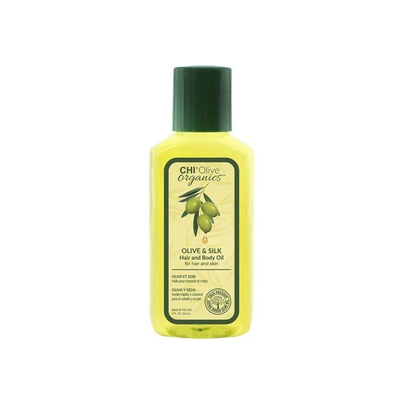 КОПРИНА ЗА КОСА И ТЯЛО Olive Organics Silk Hair & Body Oil 59ml