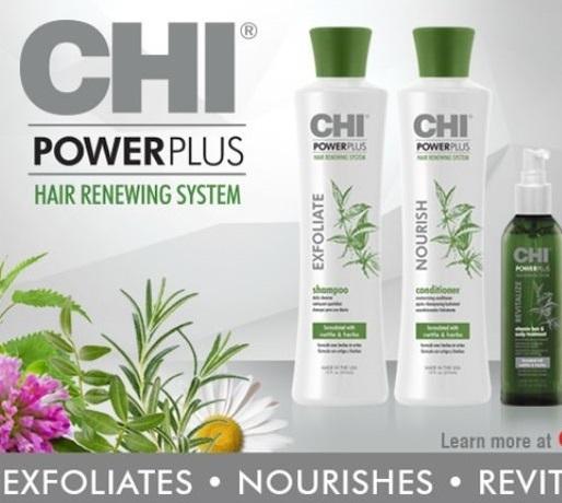СТИМУЛИРАЩ РЕВИТАЛИЗИРАЩ ЛОСИОН CHI Power Plus Revitalize Vitamin Hair & Scalp 104ml