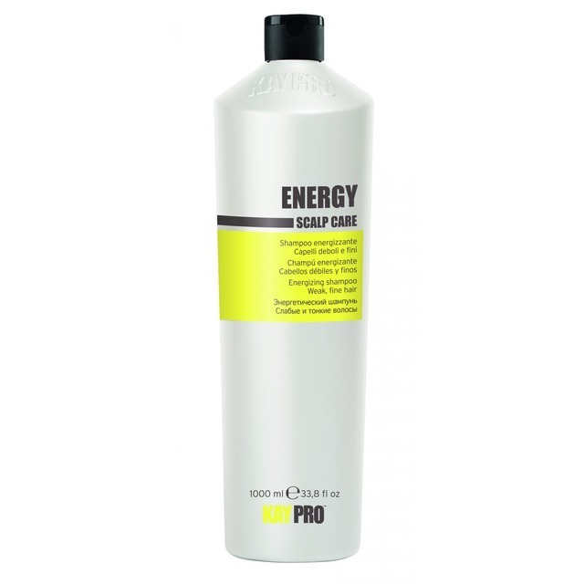 ЕНЕРГИЗИРАЩ ШАМПОАН ПРОТИВ КОСОПАД Kay Pro Energy Shampoo 1000ml