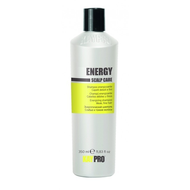 ЕНЕРГИЗИРАЩ ШАМПОАН ПРОТИВ КОСОПАД  Kay Pro Energy Shampoo 350ml