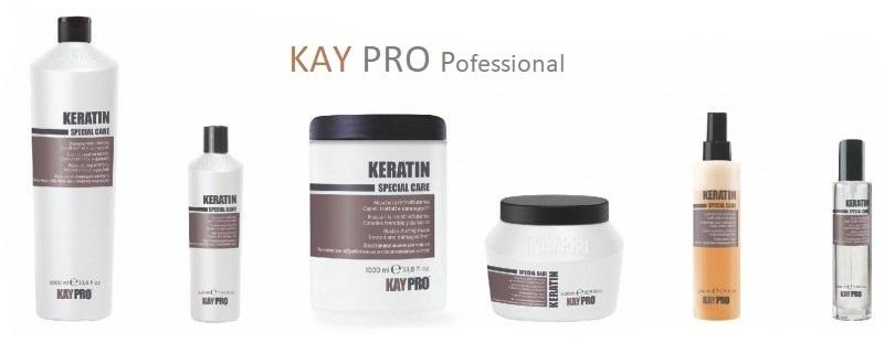 СПРЕЙ БАЛСАМ С КЕРАТИН ЗА УВРЕДЕНА КОСА Kay Pro Keratin Conditioner Sprey 200ml
