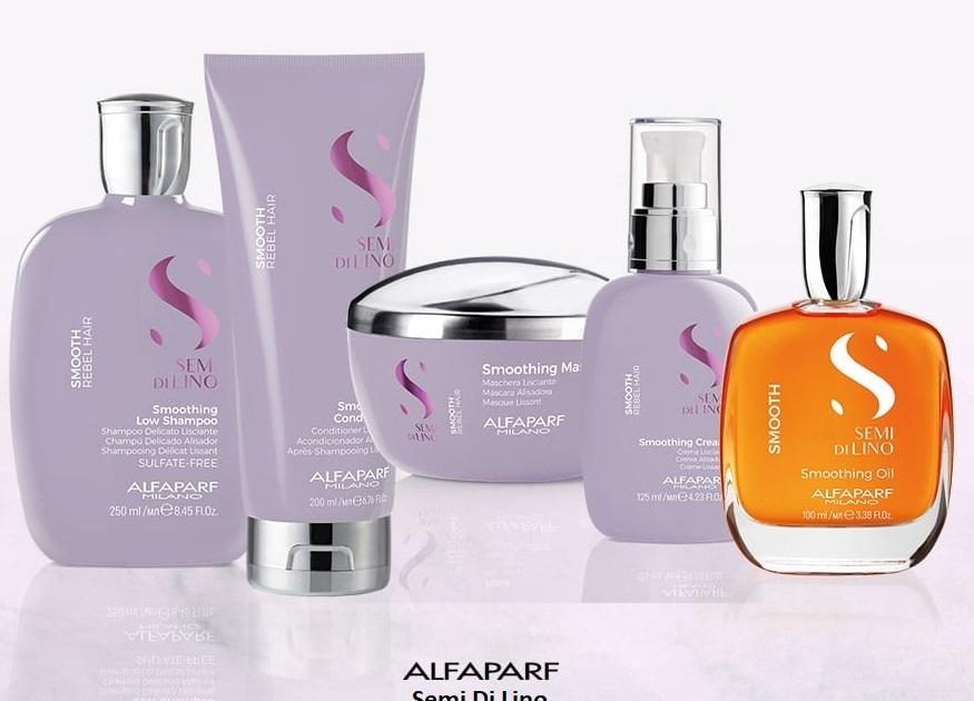 ХИДРАТИРАЩ ЗАГЛАЖДАЩ ШАМПОАН Alfaparf Smoothing Low Shampoo 250ml