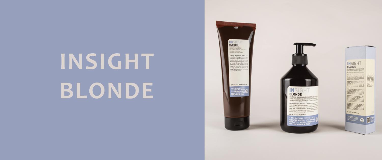 ШАМПОАН ЗА СТУДЕНИ РУСИ НЮАНСИ Insight Blonde Cold Reflections Brightening Shampoo