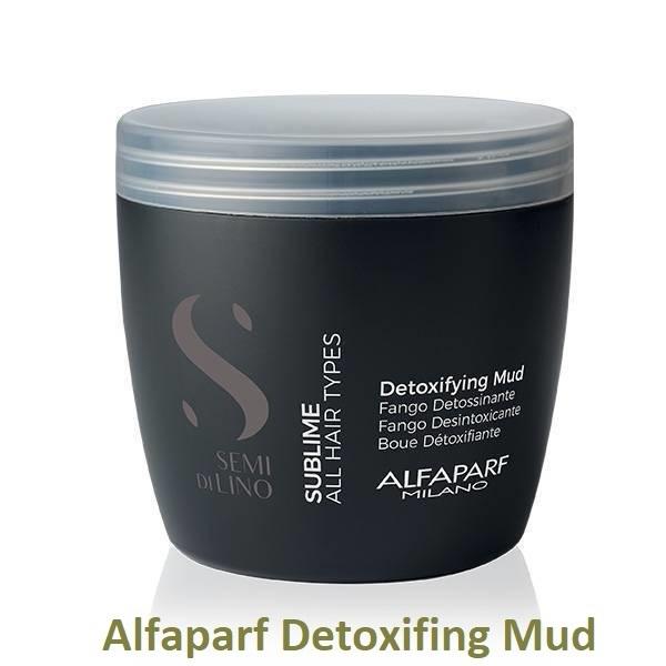 ПОЧИСТВАЩА ДЕТОКСИКИРАЩА ГЛИНА Alfaparf Detoxifing Mud 500ml