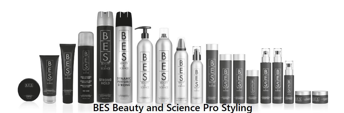 ЛАК ЗА КОСА С МНОГО СИЛНА ФИКСАЦИЯ BES Beauty and Science Stronng Hold Spray 500ml