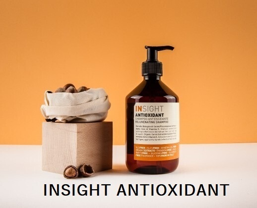 АНТИОКСИДАНТЕН ШАМПОАН ЗА ВСЕКИ ТИП КОСА INSIGHT ANTIOXIDANT Shampoo 900ML
