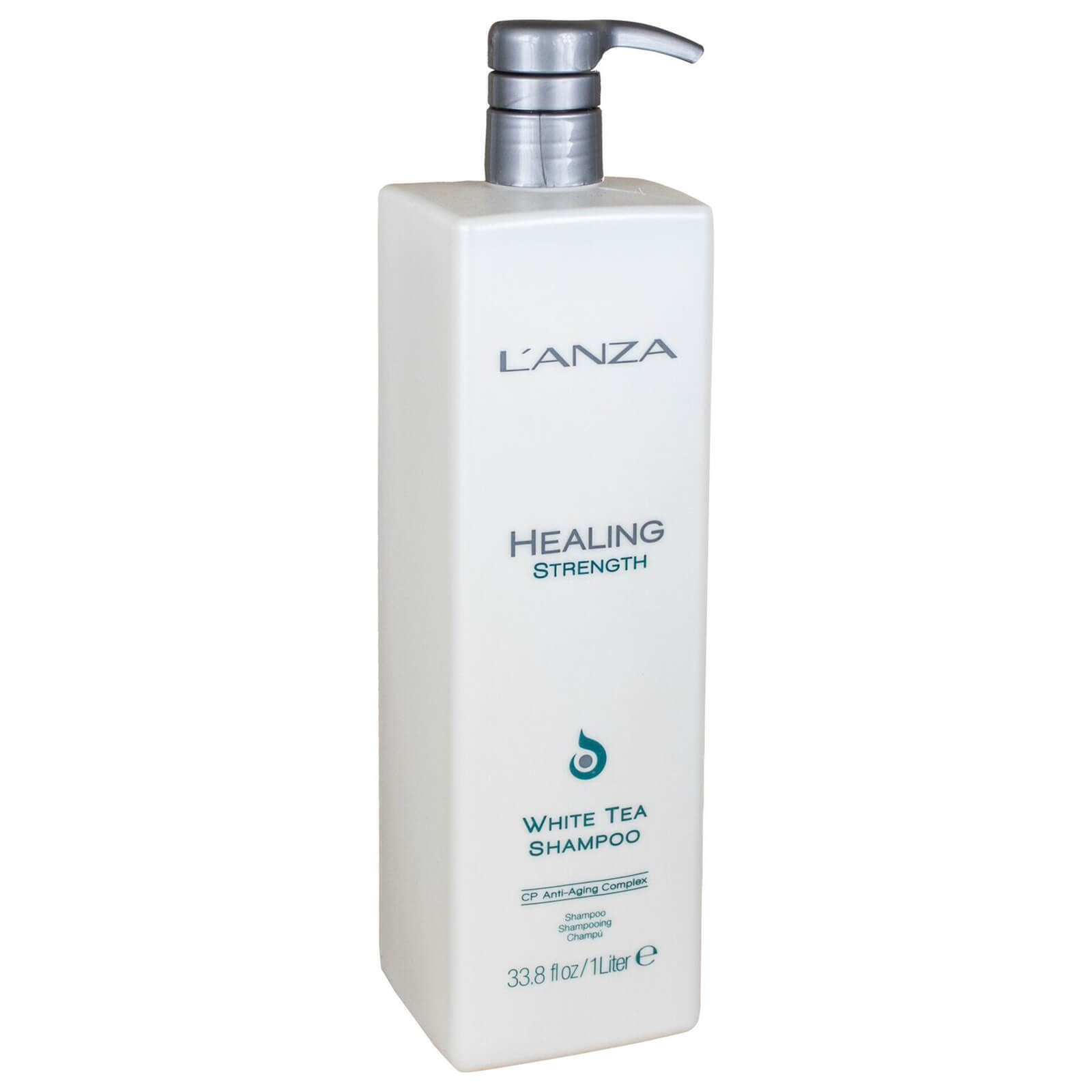 ВЪЗСТАНОВЯВАЩ ШАМПОАН С БЯЛ ЧАЙ LANZA LANZA Strength White Tee Shampoo 1000ml